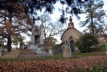 greenwood cemetery mausoleum