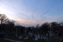 greenwood cemetery open skies